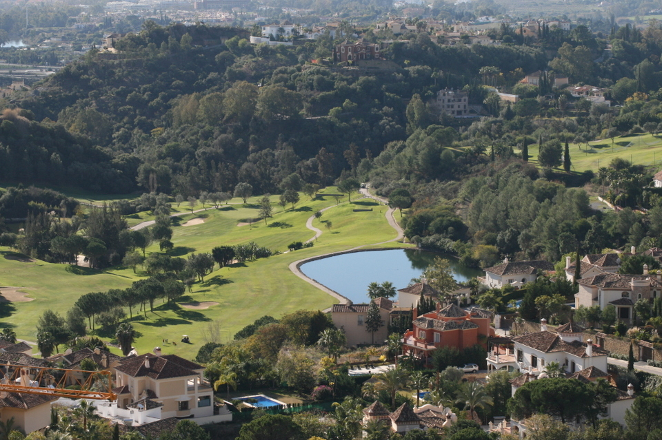 villa plots for sale marbella Reserva de Alcuzcuz
