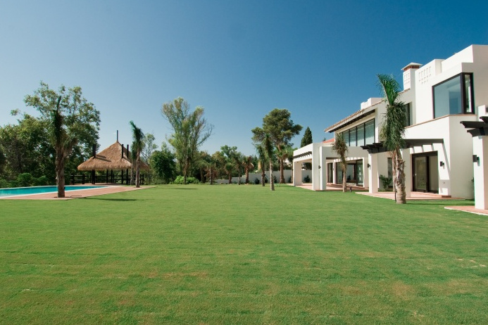 contemporary modern designer villa in Marbella ideal for Zagaleta, Madroñal, Sierra Blanca or Elviria