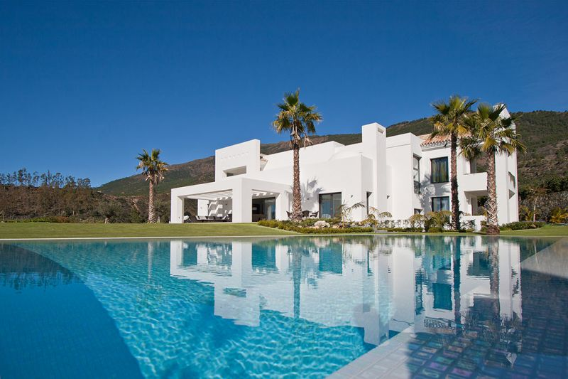 Luxury Villa for sale in La Zagaleta,Marbella Spain