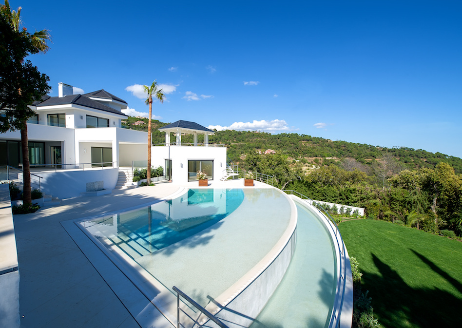 Luxury villa for sale in La Zagaleta, Marbella Spain