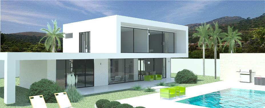 Modern villas for sale luxury contemporary villas and for Most modern houses for sale