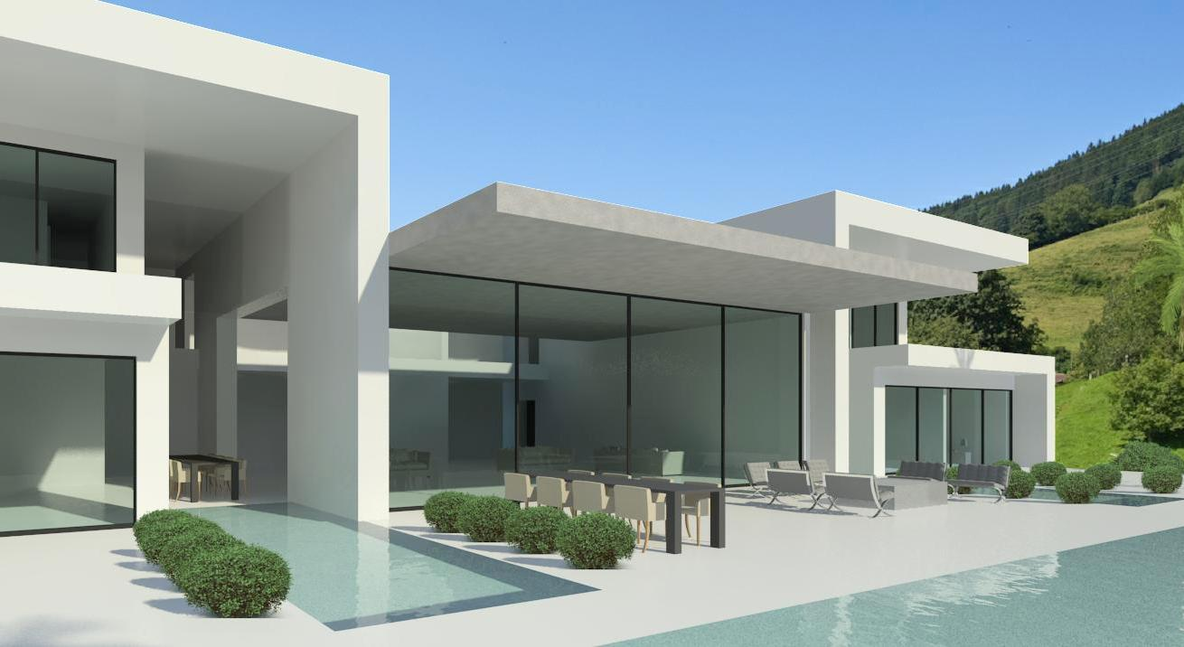 modern villas for sale luxury contemporary villas and real estate in marbella cannes. Black Bedroom Furniture Sets. Home Design Ideas