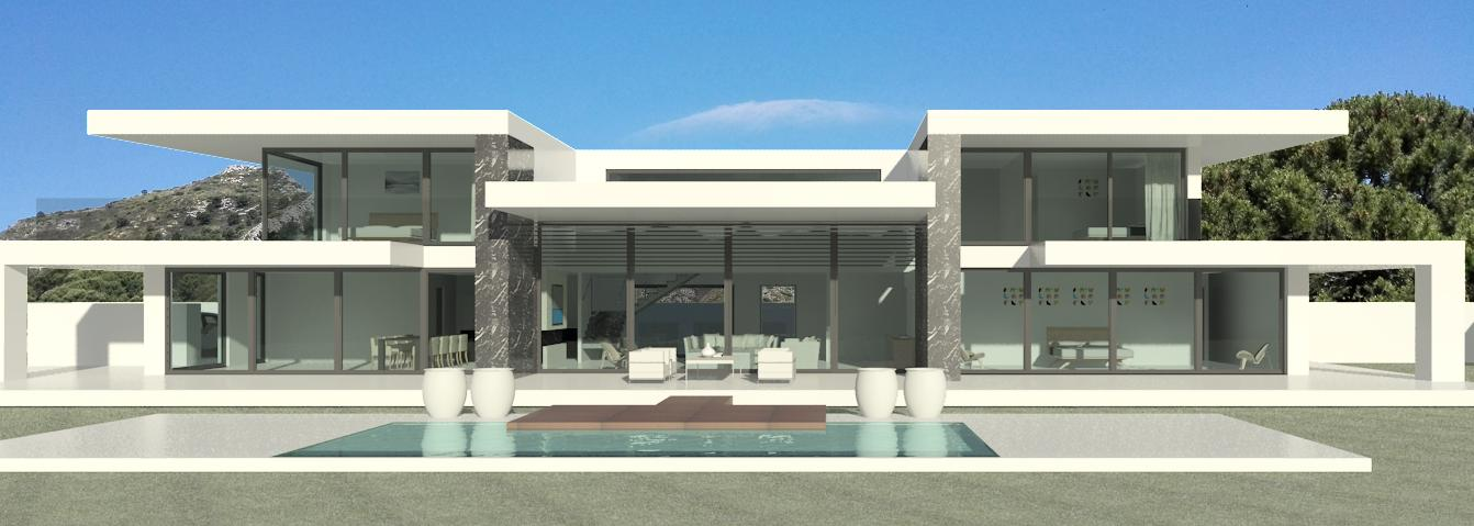 "modern villa in Marbella Club Golf Resort for sale (""Eagle House"")"